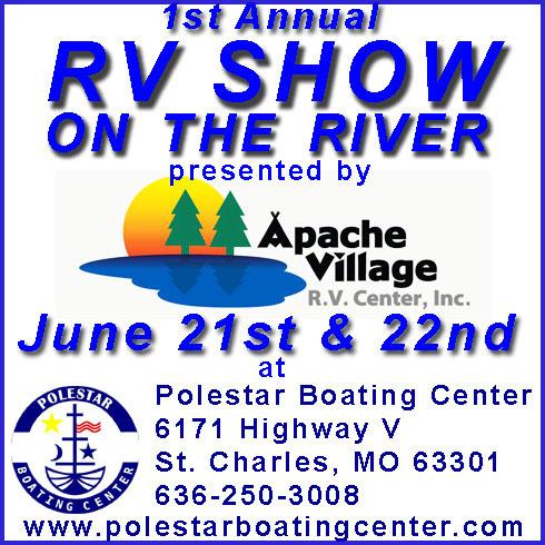 Boats Bikes And Rvs Louisiana RV Show on the River