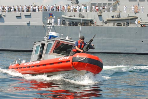 U.S. Coast Guard and Coast Guard Reserve