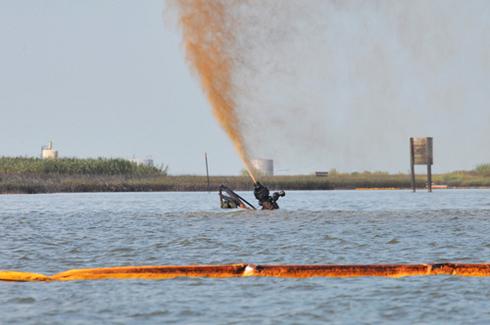 Louisiana oil spill coordinator's office