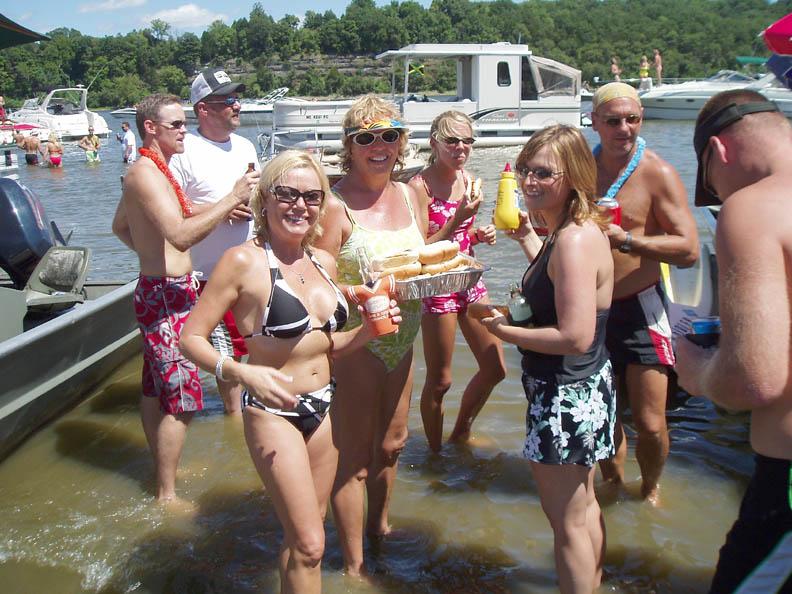 Lake murray bikinis