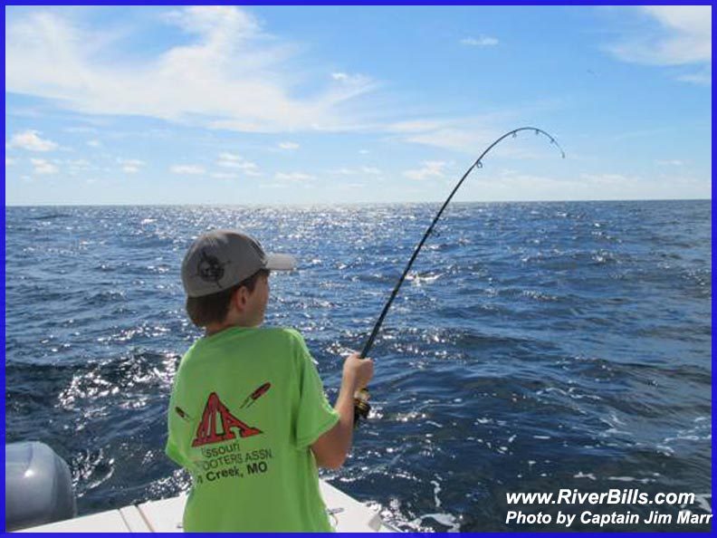 Riverbills archives for Marco island deep sea fishing