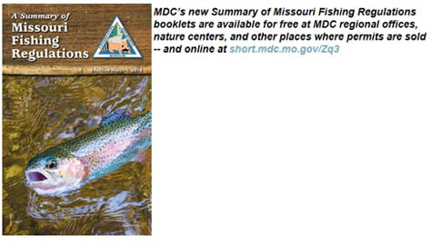 Riverbills archives for Missouri non resident fishing license